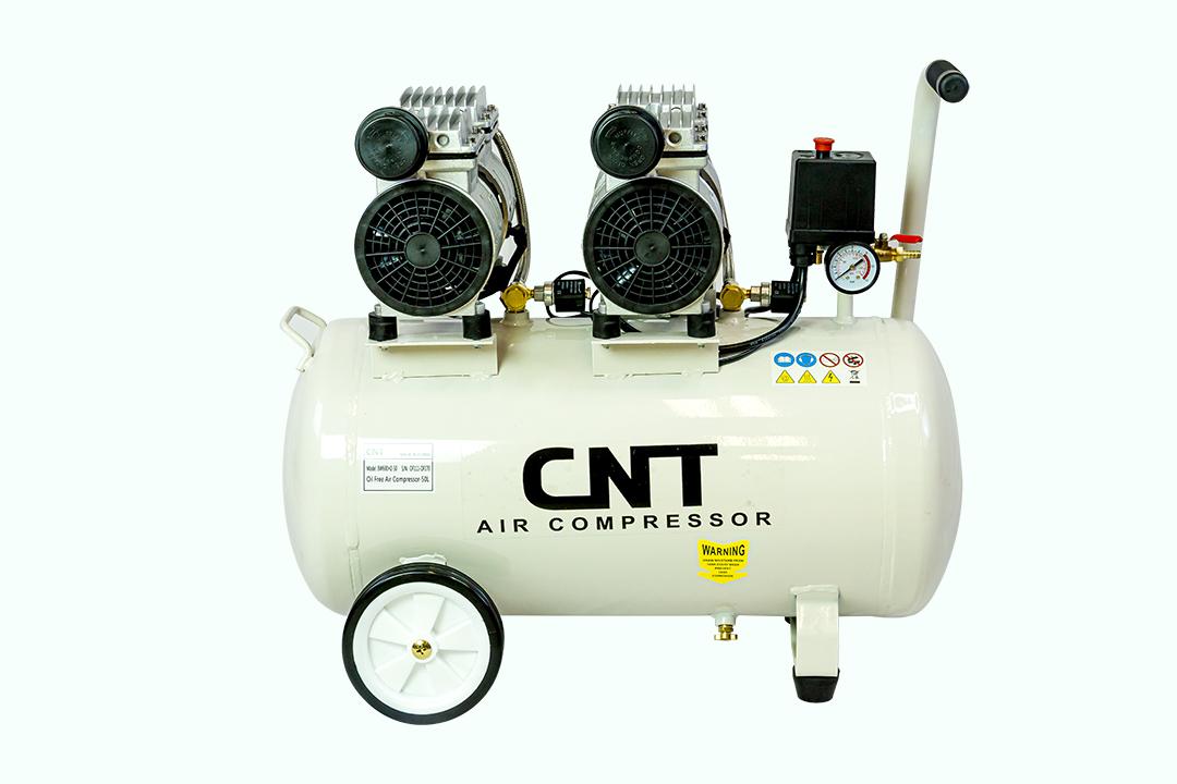 Air Compressor เครื่องปั๊มลม 50L 220V 50HZ CE Standard 30x63x58cm BW600H2-50