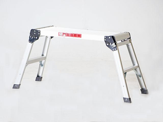Aluminum Short Ladder บันไดอลูมิเนียม รับน้ำหนักได้ 150kg 76cm RT1904318