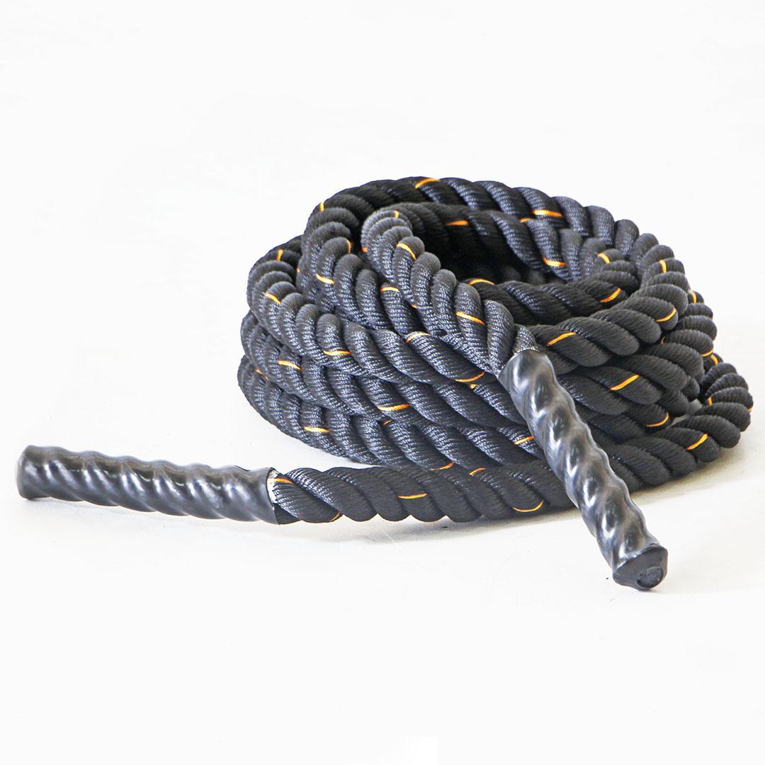 Battle Rope เชือกออกกำลังกาย 9 เมตร 7kg. RT1904321