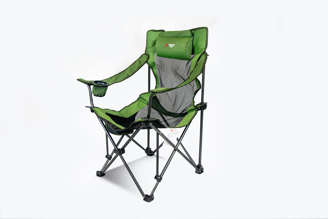 Camping Chair เก้าอี้แคมป์ปิ้งพับได้ 56x55x74cm ST201015-18