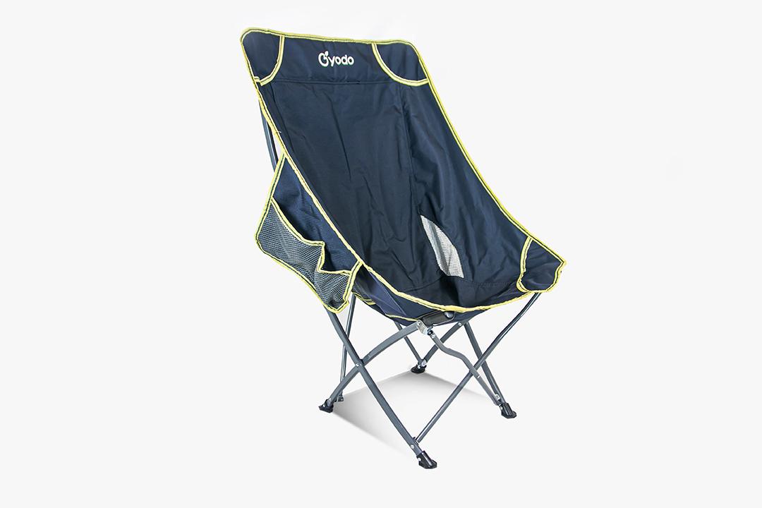 Camping Chair เก้าอี้แคมป์ปิ้งพับได้ 53x55x93cm ST201015-16