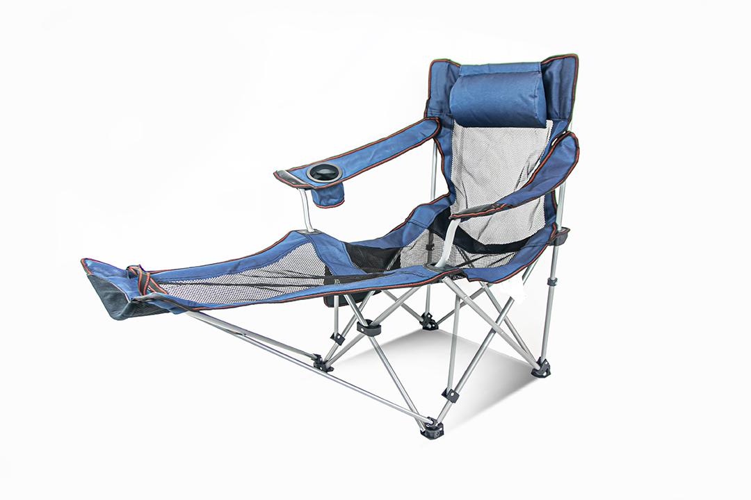Camping Chair เก้าอี้แคมป์ปิ้งพับได้ 59x160x89cm ST201015-17