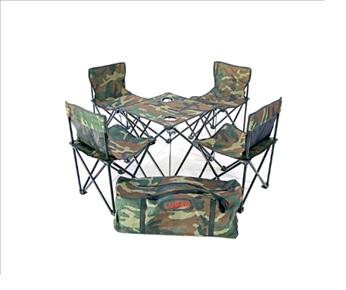 Camping Picnic Set ชุดโต๊ะเก้าอี้แค้มป์ปิ้ง LUMAN GV-TZZH