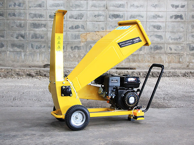 Chipper Shredder เครื่องย่อยกิ่งไม้ 43x91x80cm GREATBULL GBD-6.5