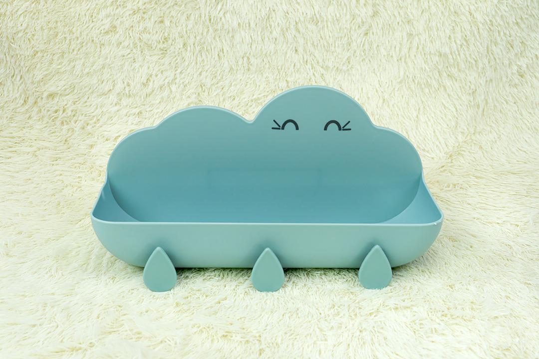 Cloud Shaped Shower Caddy ชั้น