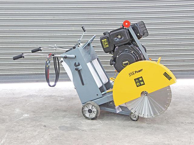 Concrete cutter เครื่องตัดคอนก