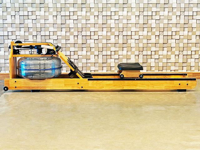 Exercise rowing machine กรรเชียงบกแบบน้ำ 213x52x56cm RT1904316
