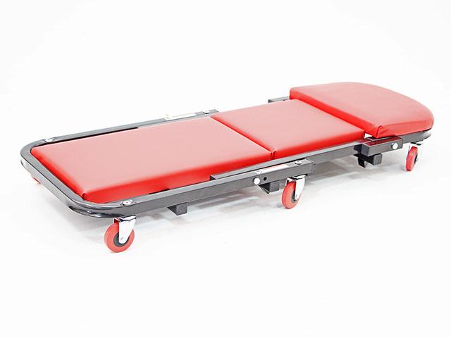 Flexible Adjustable Creeper Board กระดานซ่อมใต้ท้องรถ ปรับนั่งได้ 102x40x10cm RT1903221