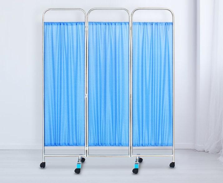 Folding screen ฉากกั้นห้องพยาบาล 3ตอน 3 50x150x180cm 3 ตอน KX-146-3