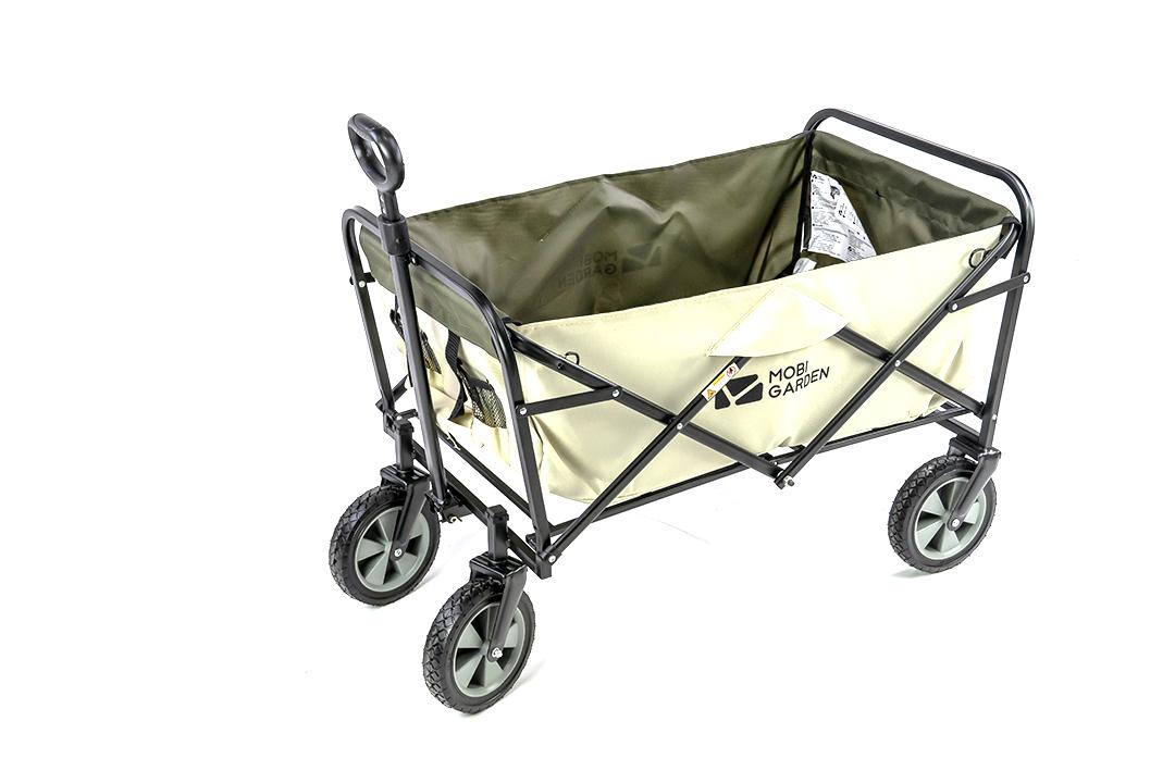Folding trolley for camping รถลากพับเก็บได้ ST210512-7