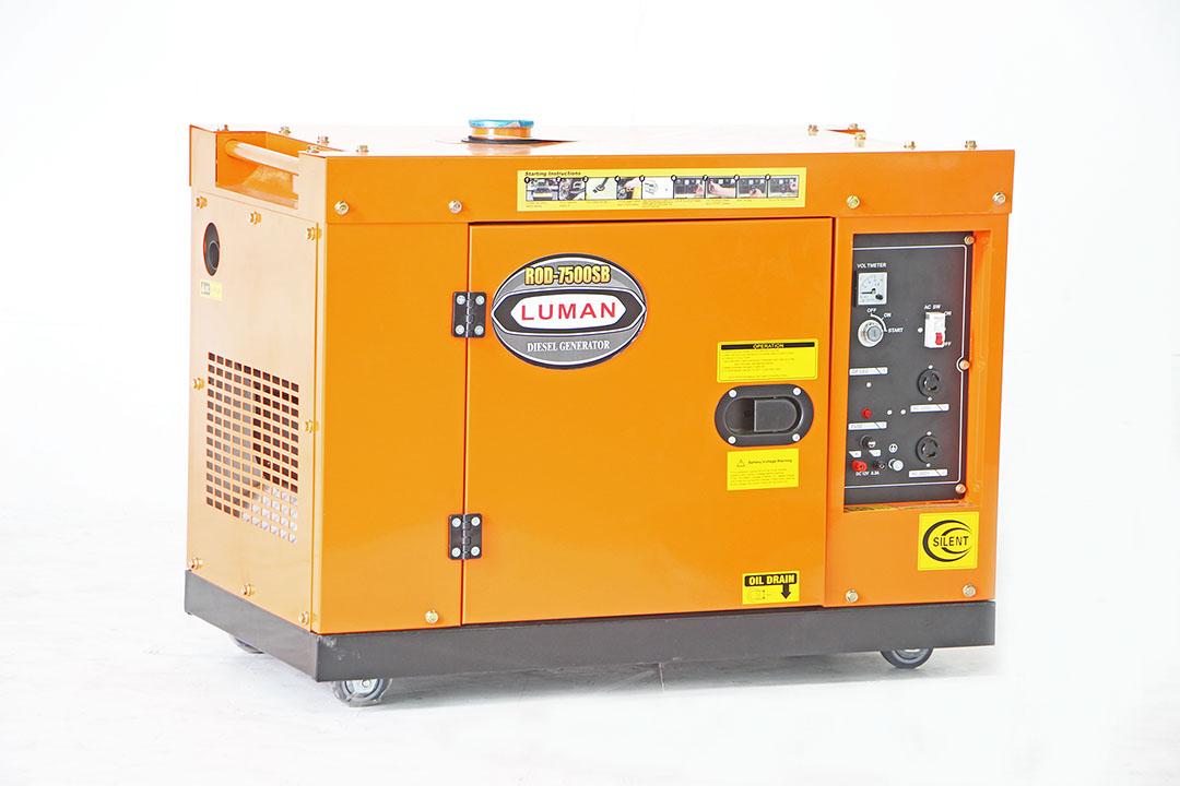 Generator เครื่องปั่นไฟแบบเก็บ