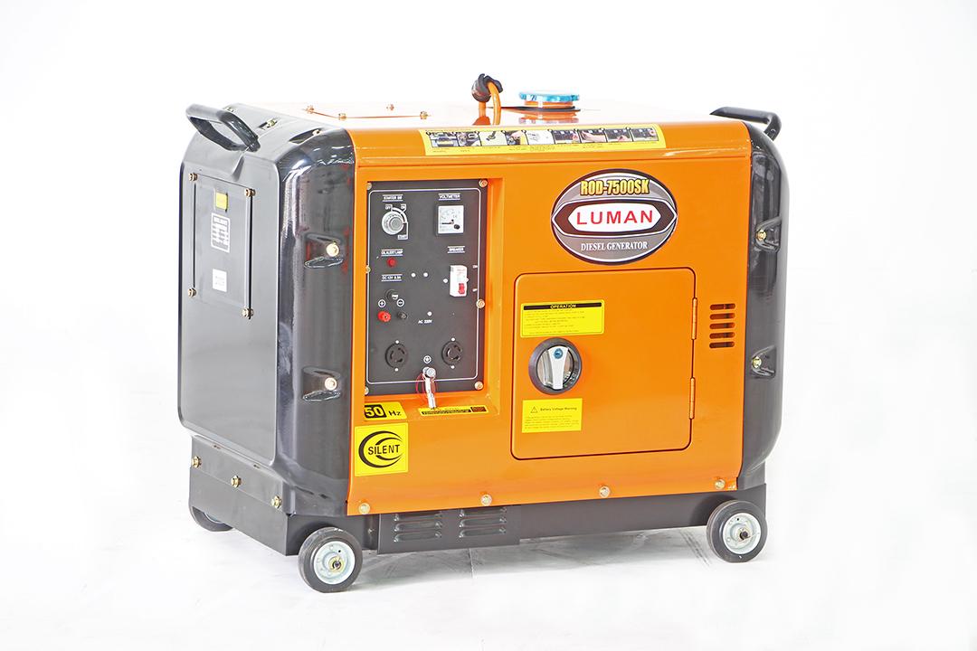 Generator เครื่องปั่นไฟแบบเสีย