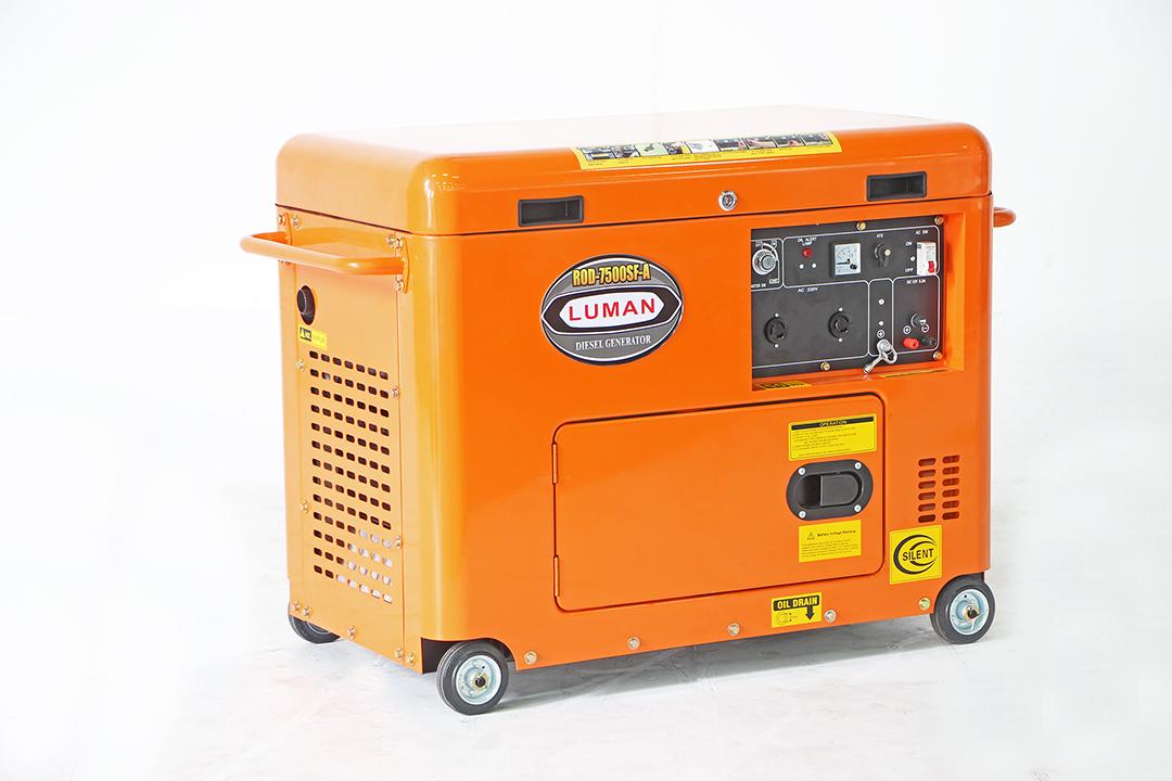 Generator เครื่องปั่นไฟมีระบบ