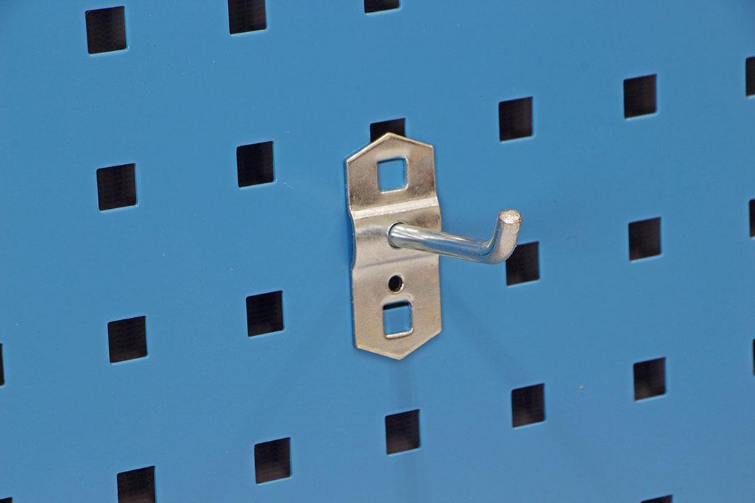 Hook accessory ตะขอเหล็ก 1ขา 5cm 6x3x7cm ST190401-1