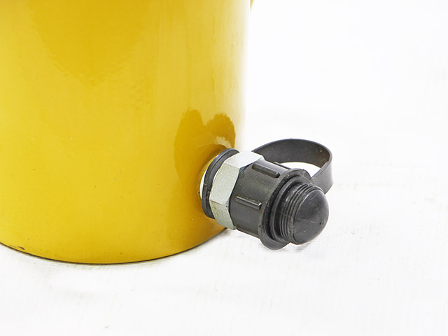 Hydraulic Cylinder กระบอกแม่แรงแบบมีรูทะลุแกนกลาง ขนาด 100 ตัน RCH-10075