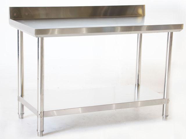 Kitchen Table โต๊ะครัวสแตนแลส เกรด 201 60x120x80cm ST199261