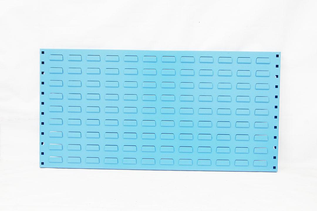Louvered Panel แผงแขวนกล่องอะไหล่ 90x45x2cm เหล็กหนา 1.5มม.