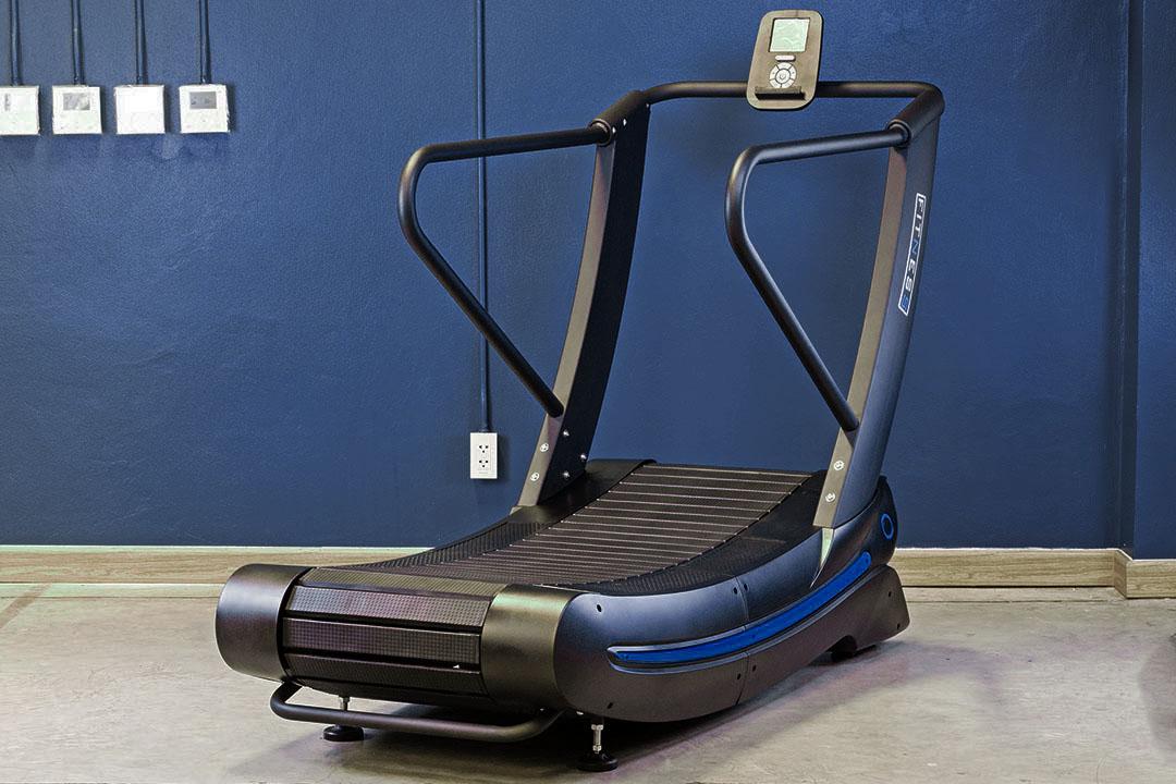 Manual treadmill ลู่วิ่งไม่ใช้ไฟฟ้า ลู่วิ่งแบริ่ง 86x198x151cm TZ-3000C