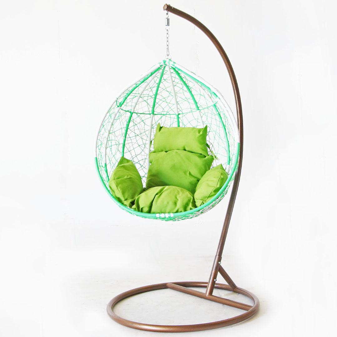 Nest Swing Chair เก้าอี้แขวน เก้าอี้รังนก โซฟาแขวน SHIFT RT181018-8BG (เบาะนั่งคละสี)