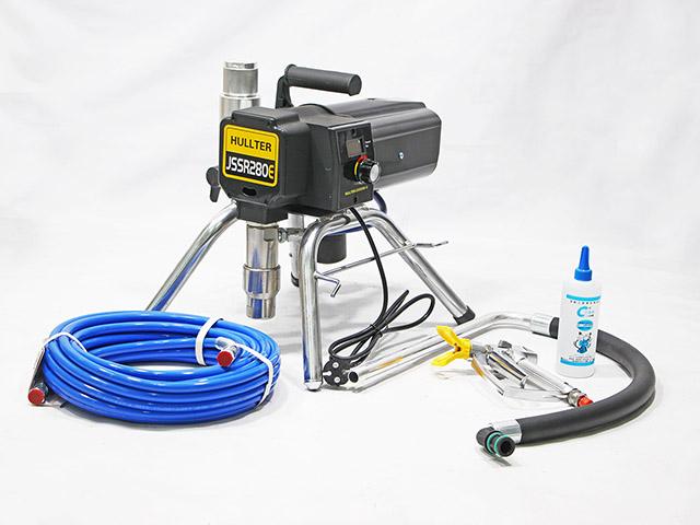 Paint sprayer เครื่องพ่นสีไฟฟ้า แบบไม่ใช้ลม 220-240V 1200W 78x145x88cm JSSR JSSR280-E