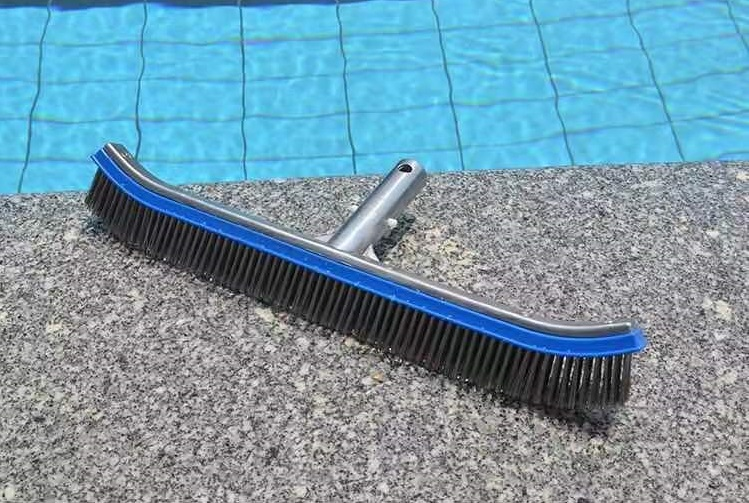 Pool Brush แปรงขัดสระ 45cm ST20117-9