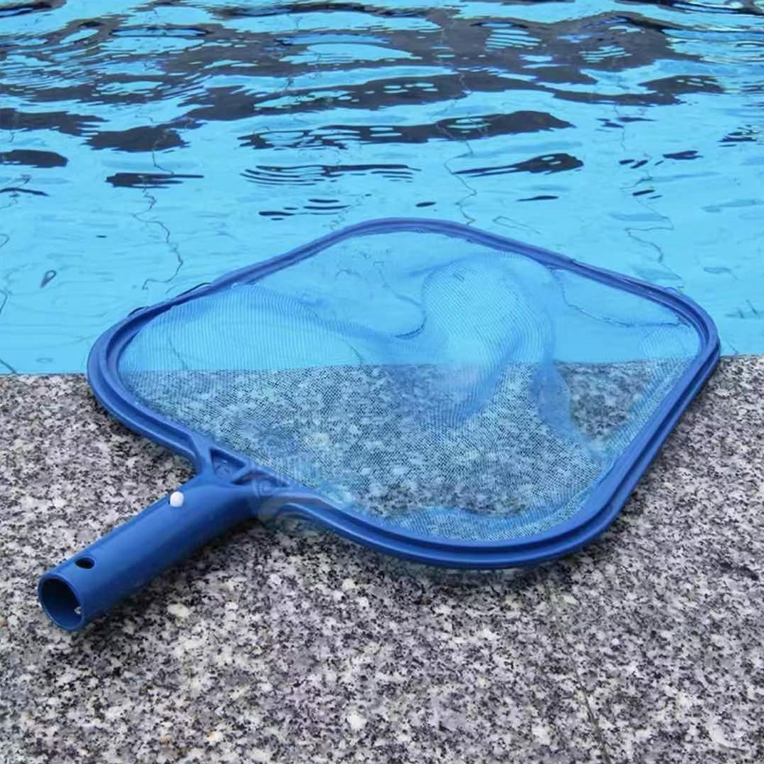Pool Leaf Rake กระชอนตาข่ายตักใบไม้ในสระ 43x30cm ST20117-7