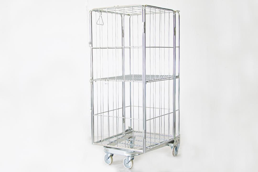 Roll Cage รถเข็นกระจายสินค้า ขนาด 72x83x173cm ST20034-2