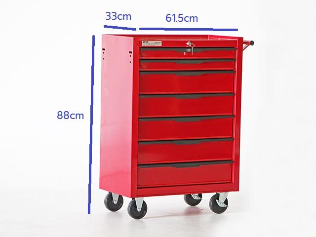 Roller Tool Storage ตู้เครื่อง