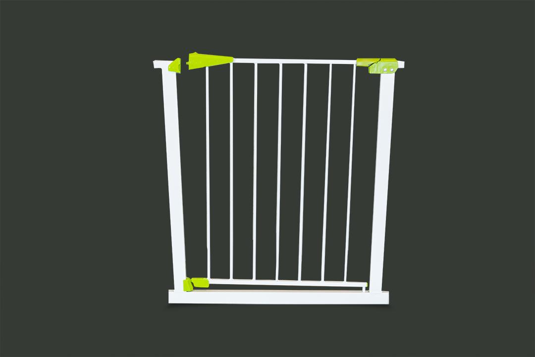 Safety gate รั้วกั้นรักษาความปลอดภัย 74-84 m. 15x75x77cm ST200731-1