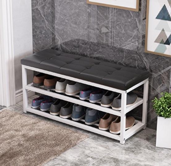 Shoe Storage Bench ชั้นวางรองเ