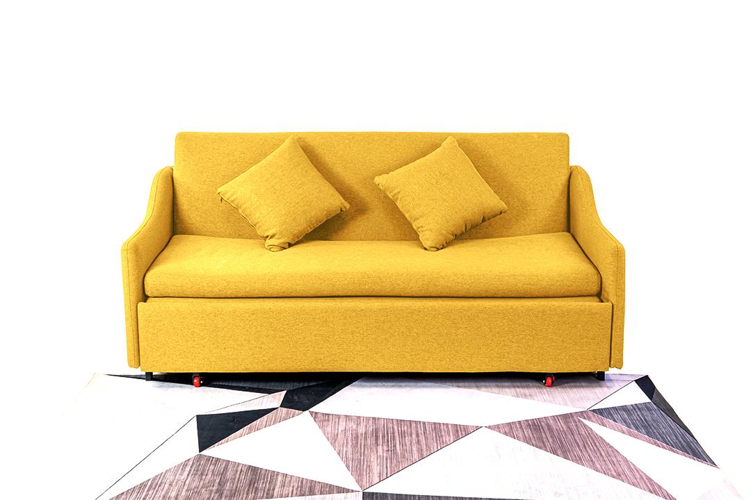 Sofa bed โซฟาเตียง 2ที่นั่ง ผ้