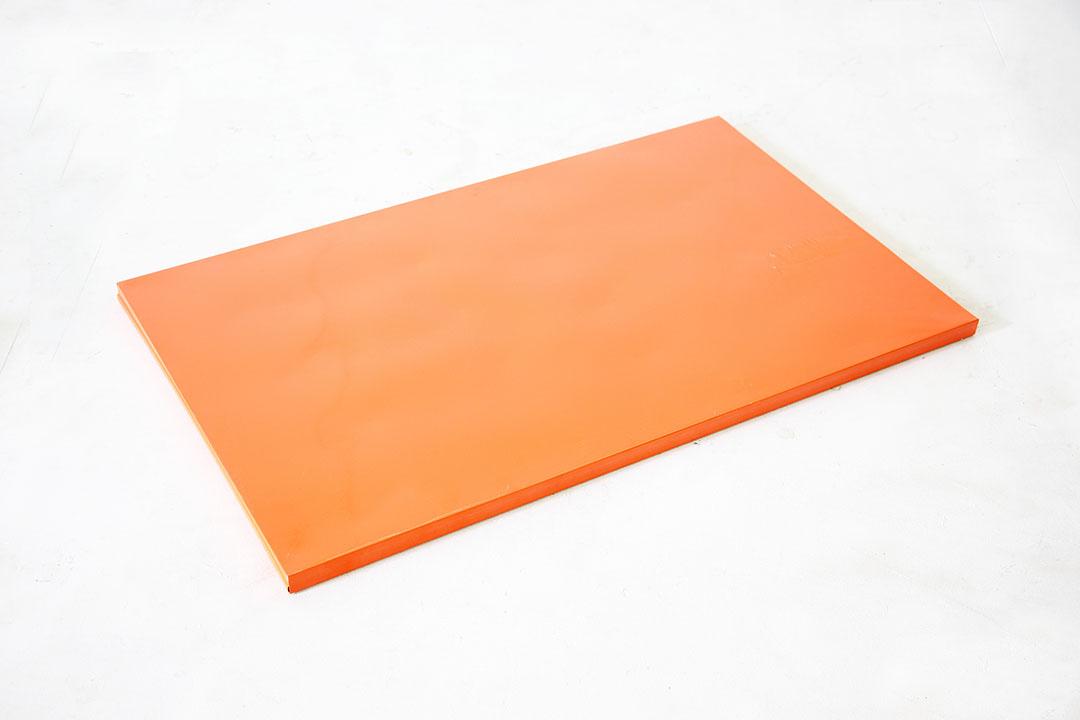 Spare Part Shelf อะไหล่ ชั้นวางของในโรงงาน TRB200PLUS สีส้ม น้ำเงิน 56x3x92cm TRB 200PLUS-3