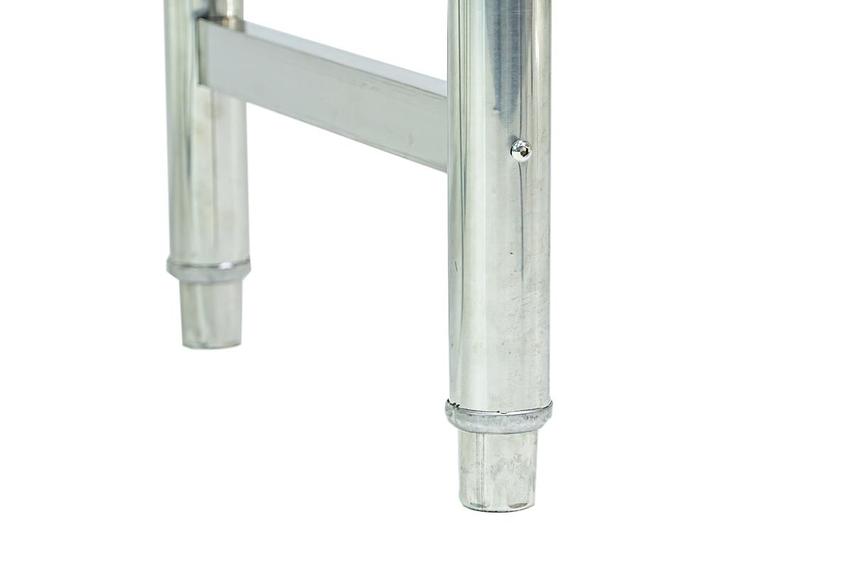 Stainless Steel Sink ซิงค์ล้างจานสแตนเลส 2 หลุม 60x145x80cm ST1450M