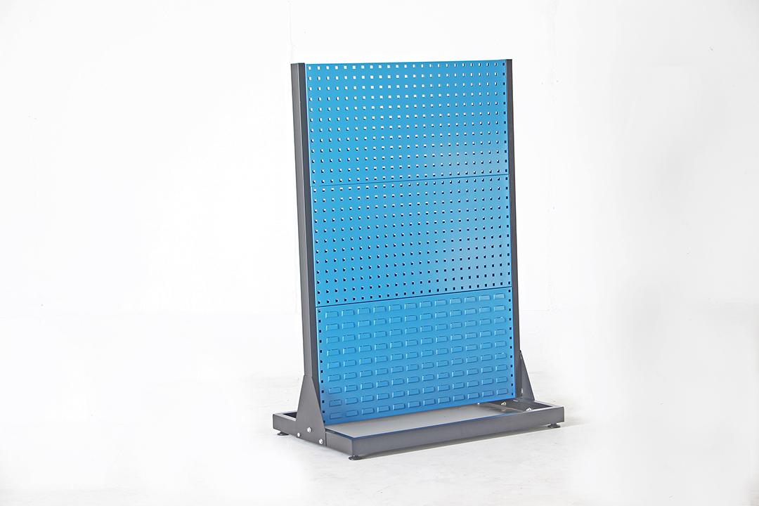 Tool Display Stand Double Sided แผงแขวนเครื่องมือตั้งพื้น แบบ2หน้า 96x61x145cm ST20034-1