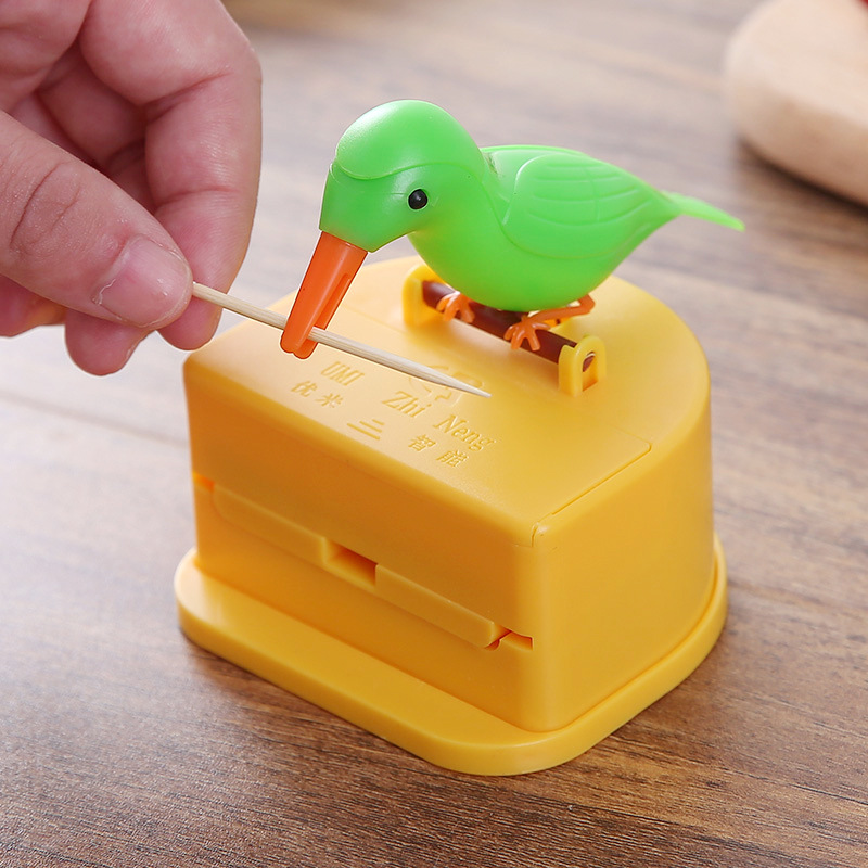 Toothpick dispenser กล่องใส่ไม้จิ้มฟัน JR0420-54