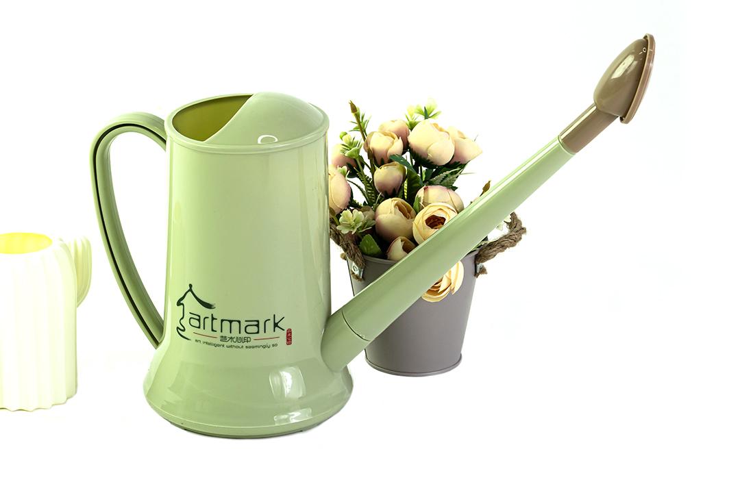 Watering can ฝักบัวรดน้ำต้นไม้ 2L 19x12x22cm สีเขียว SHIFT JR0420-76
